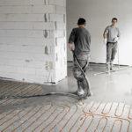 Wylewanie posadzek betonowych